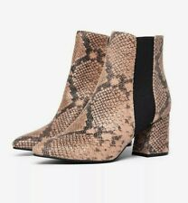 Dorothy Perkins Animal Print Boots for