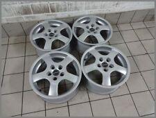 VW Alufelgen BORBET 7,5x16 ET35 5x110 KBA44641 B154 Set