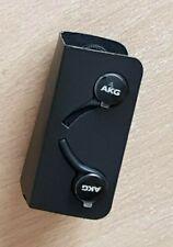 Genuine Samsung Galaxy S10 Plus S10 S10E Earphone EO-IG955 Tuned By AKG Black