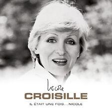 """Nicole Croisille - """"Il était une fois... Nicole"""" - 2 CD - Michel Colombier"""