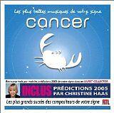 ORFF Carl, CHARPENTIER Marc-Antoine... - Cancer : les plus belles musiques de vo
