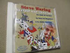 """CD """"STEVE WARING - IL ETAIT UNE CHANSON"""""""