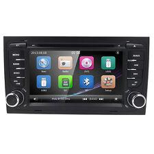 Auto DVD GPS Navigation Stereo Radio Stereo For 2002-2008 AUDI A4 B6 B7 S4 RS4