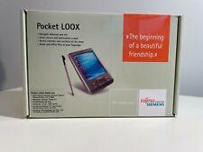Fujitsu-Siemens Pocket LOOX N500 PDA NEU OVP