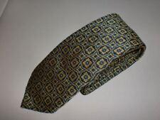 60er Jahre Krawatte edel !!!! Design by DIOLEN Star KRAWATTE m.d.schwarzen Rose