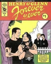 NEW Henry and Glenn Forever and Ever (Henry & Glenn) by Tom Neely