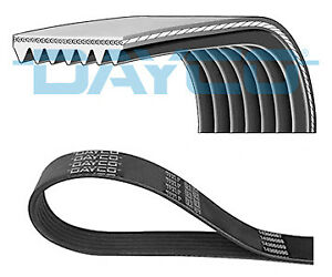 Ribbed V-belt 7 Ribs 2682mm Drive Fan Alternator Belt  OE Dayco 7PK2682