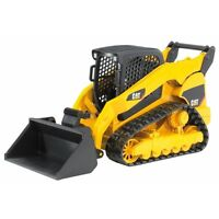 Bruder Caterpillar Delta-Lader 02136 gelb Kompaktlader, Baustellenfahrzeug