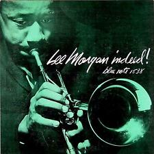 LEE MORGAN Indeed Limited Blue Note Vinyl LP