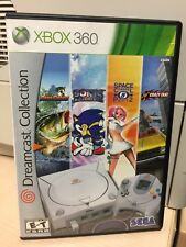 Sega Dreamcast Collection Xbox 360 No Manual Mint Disc FAST Shipping!!