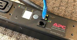 APC AP7953 Switched Rack Vertical PDU ZeroU 230V 32A - 12m RTB - OFFER-