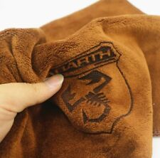 Abarth panno pezza Microfibra per pulizia interni ed esterni asciugamani 30x30cm