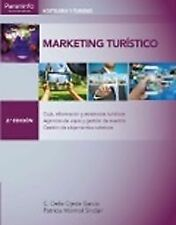 (16).(GS).MARKETING TURISTICO.(HOSTELERIA TURISMO). ENVÍO URGENTE (ESPAÑA)