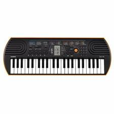 Casio SA-76 44-Key Mini Portable Personal Keyboard