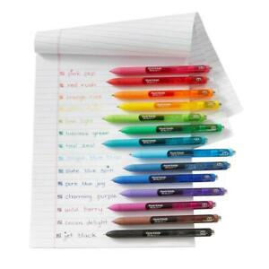 Paper Mate InkJoy Gel Pen Medium Tip - 14 Colours