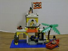 Lego 6263 Pirates IMPERIAL OUTPOST Complete w/Shooting Cannon NO Instructions