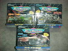 Star Trek Lot 1993 MicroMachines Collections 2, 4 and 5 all MOC Group