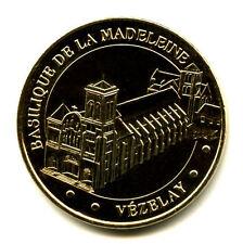 89 VEZELAY Basilique de la Madeleine, 2008, Monnaie de Paris