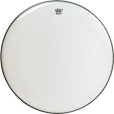 "Remo Emperor 26"" Smooth White Bass Drum Head"