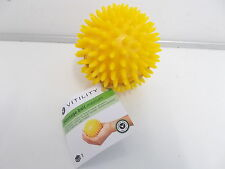 Vitility hand Therapy Massage Ball Medium Yellow 8cm