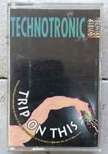 Technotronic- Trip On This Remix Album Cassette Tape