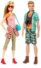 Barbie Camping Fun Doll and Ken