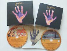 GEORGE HARRISON LIVING IN THE MATERIAL WORLD LTD ED DELUXE CD / DVD BEATLES