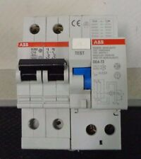 ABB - Interruttore Magnetotermico Differenziale  2x16A  Id=0,03A 6 kA