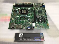 Dell Optiplex 390 Desktop Motherboard 0M5DCD/M5DCD With I/O Back Plate
