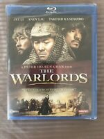 The Warlords Blu Ray Disc New Sealed Jet Li Peter Ho Sun Chan Action Battles