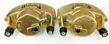 BRAND NEW FRONT CALIPER SET 141.66019 / 66020 FITS CHEVY GMC DODGE TRUCKS