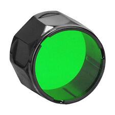 Fenix AOF-L+ Green Lens Filter Cap Diffuser For TK21 TK22 LD41 E40 E50 UC45 PD40