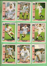 #D557. 1991 England Rugby Union World Cup Cards (17)