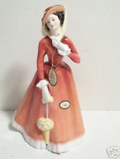 Vintage 1974 Royal Doulton Julia Figurine Hn2705 W/Tags