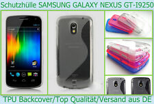 Samsung GALAXY Nexus GT - I9250 Handy Cover Case Sleeve Pouch Cases Bumper
