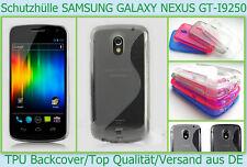 Samsung GALAXY Nexus GT - I9250 Handy Cover Case Etui Tasche Schutz hülle Bumper