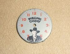 1950's Hop Along Cassidy Watch Face from Timex Watch