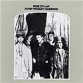Bob Dylan John Wesley Harding CD NEW SEALED All Along The Watchtower+