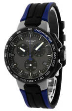 New Tissot T-Race Cycling Black Dial Chrono 44.5mm Men's Watch T1114173744106