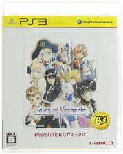 PS3 Tales of Vesperia Playstation3 the Best From Japan Japanese Game