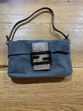 Fendi Mini Handbag - Rare And Sold