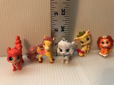 PRINCESS PALACE PETS Lot Of 5 Disney Toys