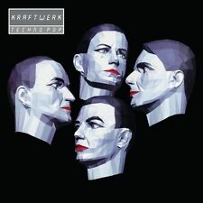 "Techno Pop 12"" Vinyl Kraftwerk CD 5099996605011"