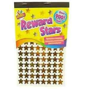 STAR REWARDS School Teacher Children Award Behaviour Fun Motivation Stickers