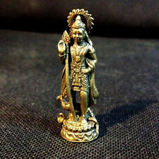 Lord Murugan Shiva son God of war Hindu amulet Miniature Figurine Success NBC
