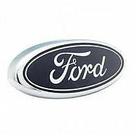 ORIGINALE Ford Fiesta Escort Sierra RS Cosworth Turbo BADGE EMBLEMA 1054095 NUOVO CON SCATOLA