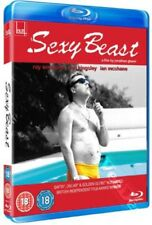 Sexy Beast (Blu-Ray, UK Import, Arthouse) NEW Ben Kingsley