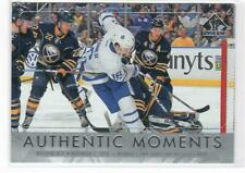 2016/17 SP AUTHENTIC MOMENTS MITCH MARNER # 113
