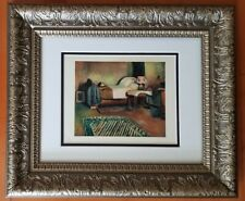 HENRI MATISSE ORIGINAL 1948  SIGNED AWESOME PRINT MATTED 11 X 14 + RESALE  $895