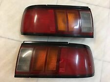 Nissan Sentra B13 Sunny Super Saloon JDM Taillights (Used)